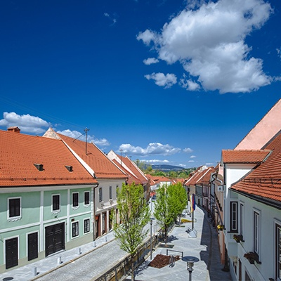 Staro mestno jedro Slovenske Konjice
