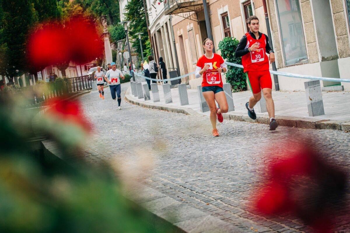 8. Konjiski maraton / 8th Konjice marathon 2020, on September 26, 2020 in Slovenske Konjice, Slovenia. Photo by Siniša Kanižaj / Sportida