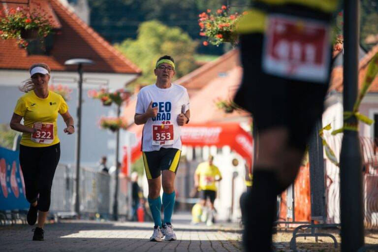 8. Konjiski maraton / 8th Konjice marathon 2020, on September 27, 2020 in Slovenske Konjice, Slovenia. Photo by Matic Ritonja / Sportida
