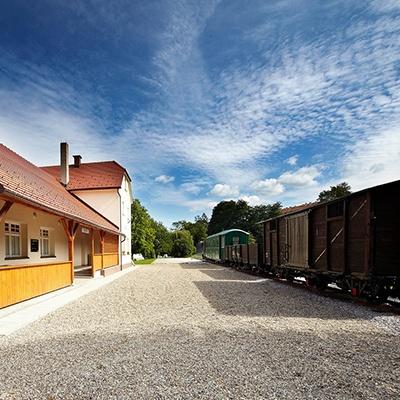 Muzej ozkotirne železniške proge 1+1 GRATIS
