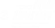 Unior 100 let logo 300px
